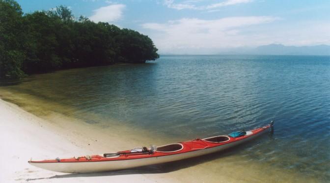 De Barra de Guaratiba à Ilha Grande de Caiaque