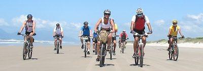 Roteiros de bicicleta conquistam seguidores