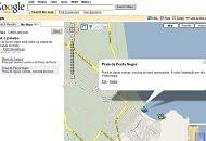 Google permite que usuários insiram dados em mapas
