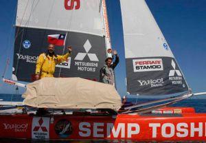 Beto Pandiani parte em barco à vela do Chile rumo à Austrália