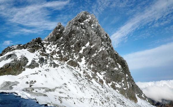 Quatro montanhistas morrem no Japão