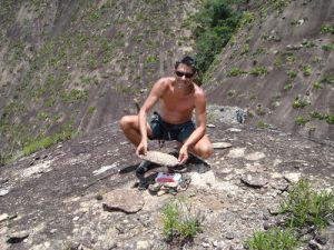 André Ilha relata a conquista de dois picos no Espírito Santo