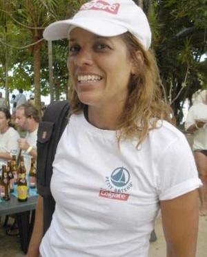 Izabel Pimentel retorna de travessia do Atlântico