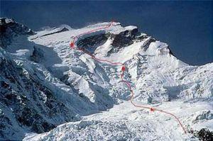 Livro faz ranking das montanhas mais perigosas do mundo