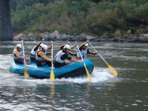 Cataratas do Iguaçu recebe Brasileiro de Rafting
