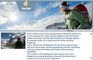 Site da Deuter