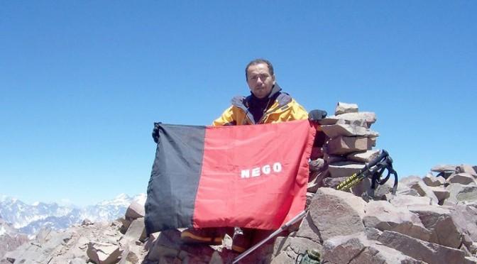 Corpo de alpinista paraibano é encontrado no Aconcagua
