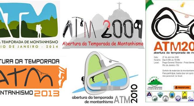 Concurso para a logo da 29ª Abertura da Temporada de Montanhismo