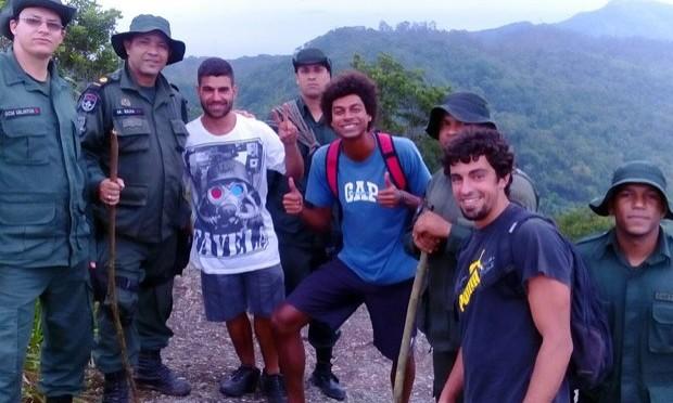 Três jovens se perdem durante trilha no Parque da Cidade, em Niterói