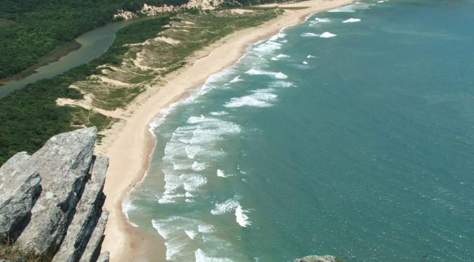 Gaúcho é resgatado após se perder em trilha da Lagoinha do Leste, em Florianópolis